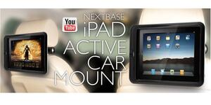 NextBase iPad II Active Car Mount Click&Go Stanchion Mount