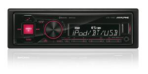 ALPINE UTE-72BT Digital Media modtager med Bluetooth