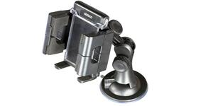 ARM-205 Universal mobil holder med sugekop Justerbart 35-100mm
