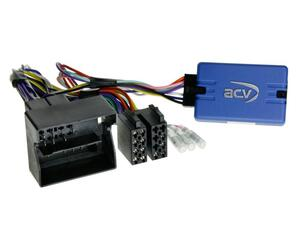 Rat Interface 451-42-VX-502 Blaupunkt - Opel ->2004