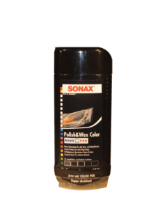 SONAX Polish & Wax Color Sort 500 ml - Polermiddel - 296100510
