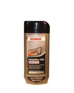 SONAX Polish & Wax Color Sølv/Grå 500 ml - Polermiddel - 296300510
