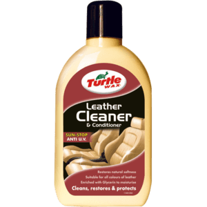 TURTLE Leather Cleaner & Conditioner - LæderRens - 130