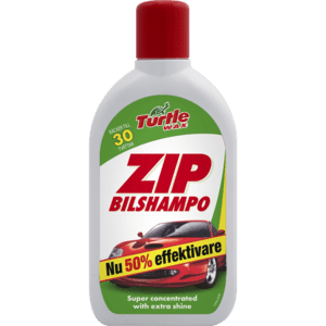 TURTLE Zip Bilshampoo 500 ml - 202