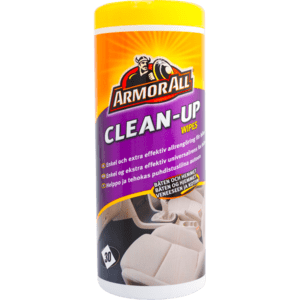ArmorAll Clean-Up Wipes - RenseKlude til Bil - 652