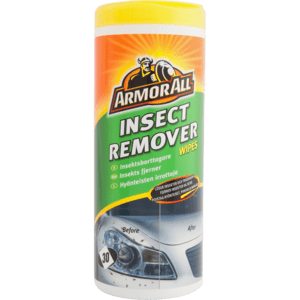 ArmorAll Insect Remover Wipes - InsektFjerner - 688