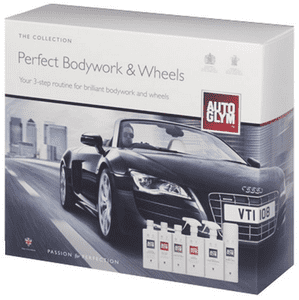 AutoGlym Perfect Bodywork & Wheels - Gavesæt - VP6SBW