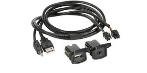 USB / AUX Adapter kabel 44-1324-003 VW Polo 2014 ->
