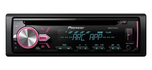 Pioneer DEH-X2900UI Android / iPhone Bilradio m. CD