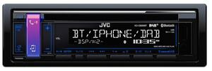 JVC DAB Bilradio med Bluetooth