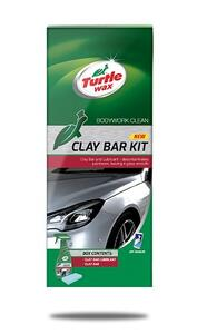 Turtle Wax Clay Bar kit dybderengøring lag