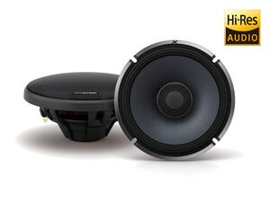 "ALPINE X-S65 6-1/2"" (16.5cm) Coaxial 2-Way X-Series Speakers"
