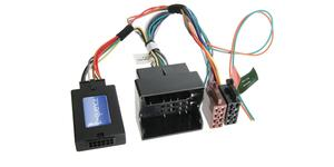 Rat interface Sony 42-PG-607 - Peugeot with CAN-Bus + Quadlock