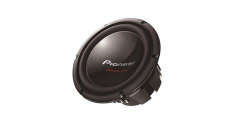 PIONEER TS-W260D4 Subwoofer Dual 4 ohms svingspoler