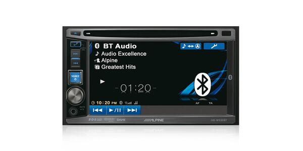 ALPINE IVE-W530BT 2DIN Multimedie Station