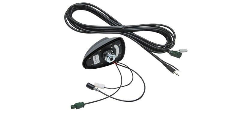 Calearo 451-7727080 Shark II bilstereo antenne med AM FM