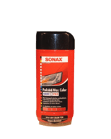 SONAX Polish & Wax Color Rød 500 ml - Polermiddel - 296400510