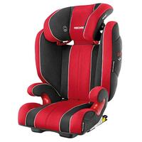 RECARO Autostol Monza Nova 2 Racing Rød/Sort - RE06